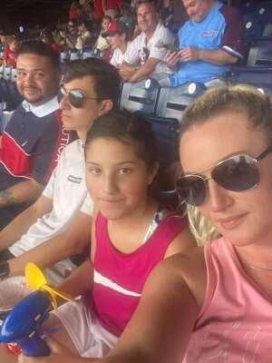 Oscar attended Philadelphia Phillies vs. Miami Marlins - MLB on Jul 17th 2021 via VetTix