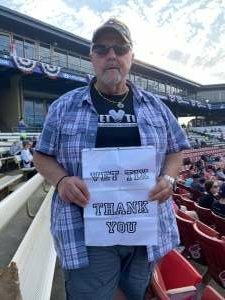 Click To Read More Feedback from Kane County Cougars vs. Fargo-Moorhead RedHawks - MLB Partner League