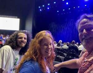 Sean attended Bill Maher on Jul 11th 2021 via VetTix
