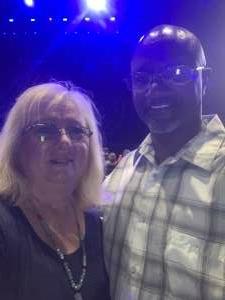 Oscar Shaw III attended Bill Maher on Jul 11th 2021 via VetTix