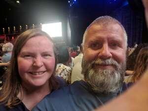 AW attended Bill Maher on Jul 11th 2021 via VetTix