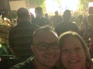 Tanya Hubbard attended Brad Paisley Tour 2021 on Jul 30th 2021 via VetTix