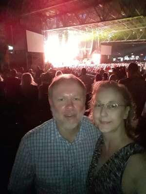Sean and Kendra attended Brad Paisley Tour 2021 on Jul 30th 2021 via VetTix