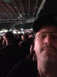 Tom attended Brad Paisley Tour 2021 on Jul 30th 2021 via VetTix