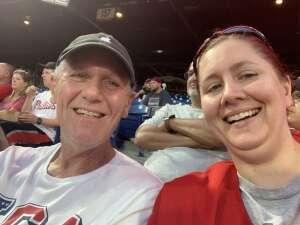 Chris attended Philadelphia Phillies vs. Atlanta Braves - MLB on Jul 23rd 2021 via VetTix