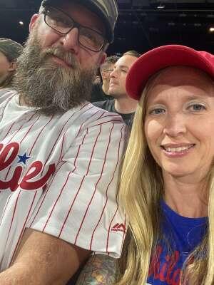 Billy attended Philadelphia Phillies vs. Atlanta Braves - MLB on Jul 23rd 2021 via VetTix