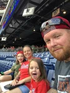 Tim W attended Philadelphia Phillies vs. Atlanta Braves - MLB on Jul 23rd 2021 via VetTix