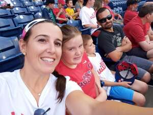 TrzUSMC attended Philadelphia Phillies vs. Atlanta Braves - MLB on Jul 23rd 2021 via VetTix