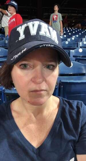 Heather  attended Philadelphia Phillies vs. Atlanta Braves - MLB on Jul 23rd 2021 via VetTix