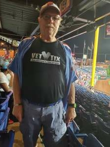 Rob attended Philadelphia Phillies vs. Atlanta Braves - MLB on Jul 23rd 2021 via VetTix