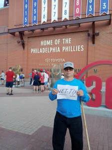 Click To Read More Feedback from Philadelphia Phillies vs. Atlanta Braves - MLB