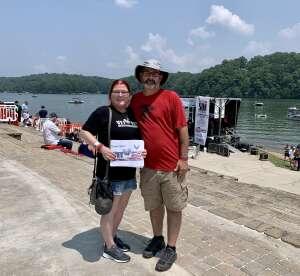 Caroline Vaughn attended Southern Roots Lake Jam 2021 on Jul 24th 2021 via VetTix