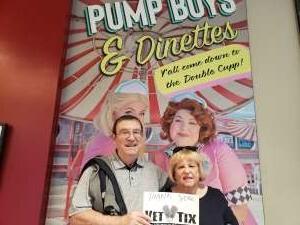 Richard Allen attended Pump Boys and Dinettes on Jul 21st 2021 via VetTix