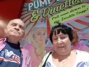 Jim attended Pump Boys and Dinettes on Jul 21st 2021 via VetTix