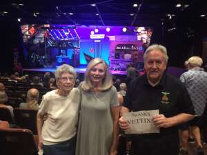 Dr T attended Pump Boys and Dinettes on Jul 21st 2021 via VetTix
