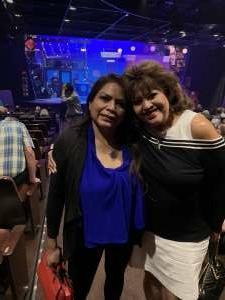 Janice attended Pump Boys and Dinettes on Jul 21st 2021 via VetTix