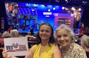 Judy in AZ attended Pump Boys and Dinettes on Jul 21st 2021 via VetTix