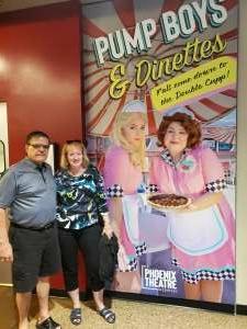 Gary attended Pump Boys and Dinettes on Jul 21st 2021 via VetTix