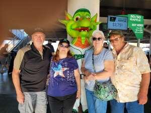 Don Moore attended Dayton Dragons vs. Lake County Captains - MiLB on Jul 30th 2021 via VetTix