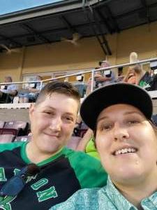 J.T. attended Dayton Dragons vs. Lake County Captains - MiLB on Jul 30th 2021 via VetTix