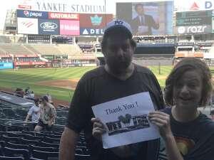 Bill White attended New York Yankees vs. Boston Red Sox - MLB on Jul 16th 2021 via VetTix
