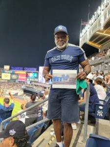 Kevin attended New York Yankees vs. Boston Red Sox - MLB on Jul 16th 2021 via VetTix