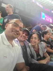 Axe attended New York Yankees vs. Boston Red Sox - MLB on Jul 16th 2021 via VetTix