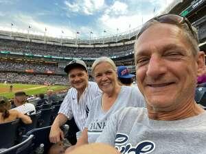 SB attended New York Yankees vs. Boston Red Sox - MLB on Jul 16th 2021 via VetTix