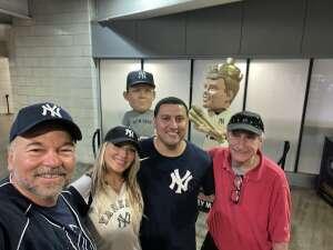 Michael M attended New York Yankees vs. Boston Red Sox on Jul 17th 2021 via VetTix