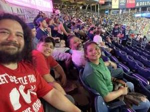 Riverajohn546 attended New York Yankees vs. Boston Red Sox on Jul 17th 2021 via VetTix