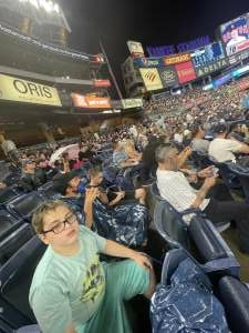 Juan Cruz  attended New York Yankees vs. Boston Red Sox on Jul 17th 2021 via VetTix
