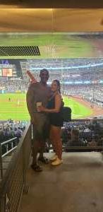 Ralph  attended New York Yankees vs. Boston Red Sox on Jul 17th 2021 via VetTix