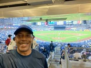Jones Family  attended New York Yankees vs. Boston Red Sox on Jul 17th 2021 via VetTix