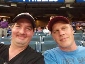 Corey attended New York Yankees vs. Boston Red Sox on Jul 17th 2021 via VetTix