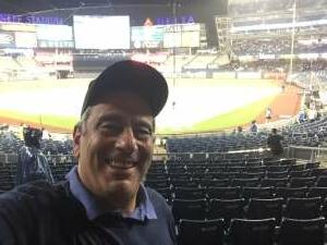 Frank attended New York Yankees vs. Boston Red Sox on Jul 17th 2021 via VetTix