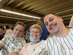 Fernando  attended New York Yankees vs. Boston Red Sox on Jul 17th 2021 via VetTix