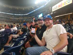 Ron attended New York Yankees vs. Philadelphia Phillies - MLB on Jul 20th 2021 via VetTix