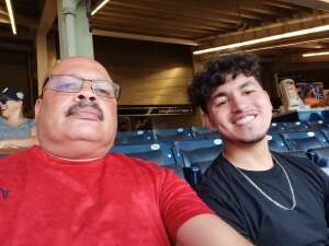 Edwin Santiago  attended New York Yankees vs. Philadelphia Phillies - MLB on Jul 20th 2021 via VetTix
