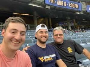 Mike attended New York Yankees vs. Philadelphia Phillies - MLB on Jul 20th 2021 via VetTix