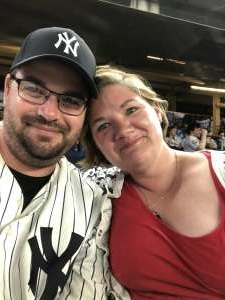 Ben Colin attended New York Yankees vs. Philadelphia Phillies - MLB on Jul 21st 2021 via VetTix