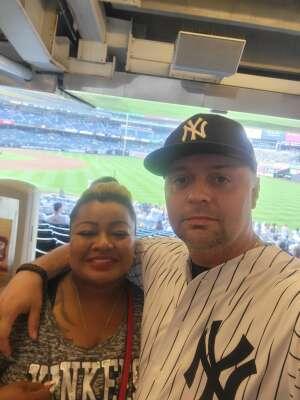 Orlando attended New York Yankees vs. Philadelphia Phillies - MLB on Jul 21st 2021 via VetTix