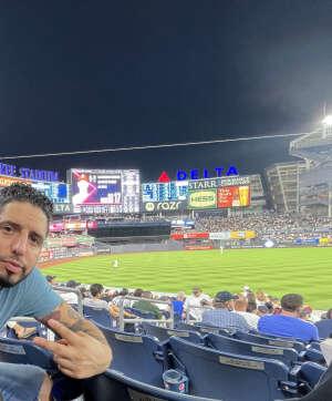 Andres attended New York Yankees vs. Philadelphia Phillies - MLB on Jul 21st 2021 via VetTix