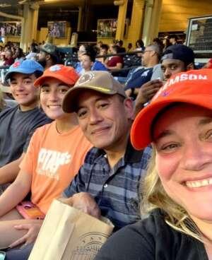 Michael attended New York Yankees vs. Philadelphia Phillies - MLB on Jul 21st 2021 via VetTix