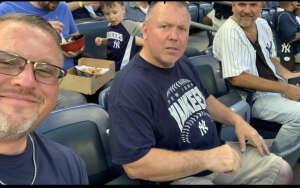 ML attended New York Yankees vs. Philadelphia Phillies - MLB on Jul 21st 2021 via VetTix