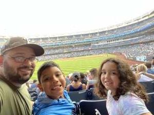 Bryan attended New York Yankees vs. Philadelphia Phillies - MLB on Jul 21st 2021 via VetTix