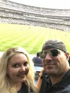 Jason attended New York Yankees vs. Philadelphia Phillies - MLB on Jul 21st 2021 via VetTix