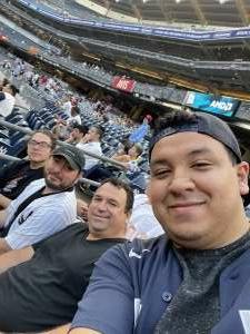 Steve attended New York Yankees vs. Philadelphia Phillies - MLB on Jul 21st 2021 via VetTix