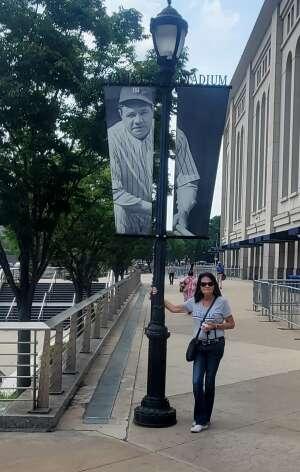 Douglas VanLenten  attended New York Yankees vs. Philadelphia Phillies - MLB on Jul 21st 2021 via VetTix