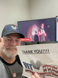 David attended World Series of Comedy - West Online Showcase - Virtual Event on Jul 19th 2021 via VetTix