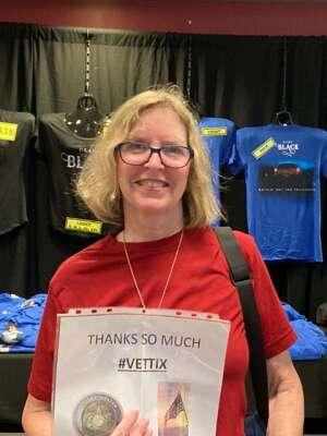 WandaKay attended Clint Black on Jul 18th 2021 via VetTix
